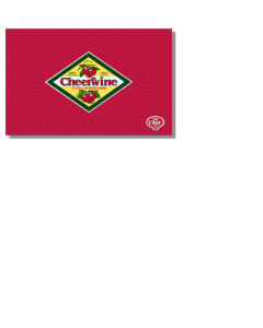 Cheerwine Diamond Logo Wallpaper