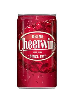Cheerwine 12-Pack Mini Cans