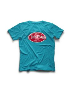 Cheerwine Teal T-Shirt