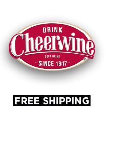 Cheerwine Bumper Sticker