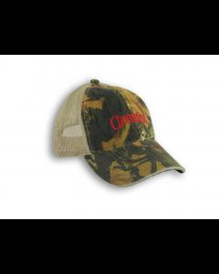 Cheerwine Camo Trucker Mesh Back Hat
