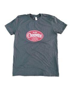 Cheerwine Charcoal T-Shirt