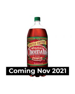 Cheerwine Holiday Punch 2-Liter (2 Bottles)