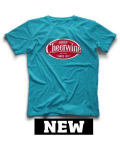 NEW Cheerwine Blue T-Shirt