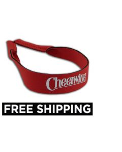 Cheerwine Neoprene Glasses Strap