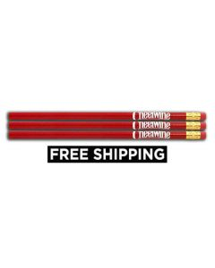 Set of 3 Cheerwine Pencils