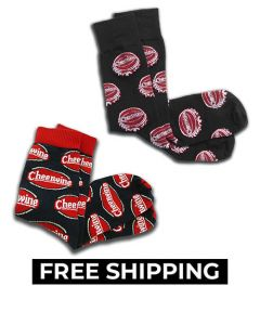 Cheerwine Sock Set